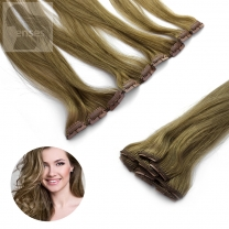 Clip In Extensions 5-teilig #14 Hazelblond-45 cm