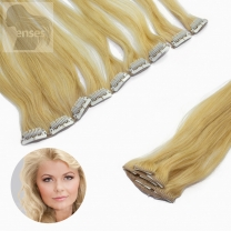 Clip In Extensions 5-teilig #24 Blond -60 cm