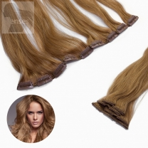 Clip In Extensions 5-teilig #27 Honigblond-60 cm