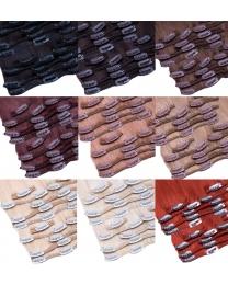 Clip In Extensions Echthaar 140 Gramm 14-teilig