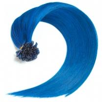 Bonding Keratin Extensions, 0,5g, #Blue
