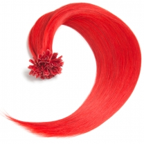 Bonding Keratin Extensions, 0,5g, #Red