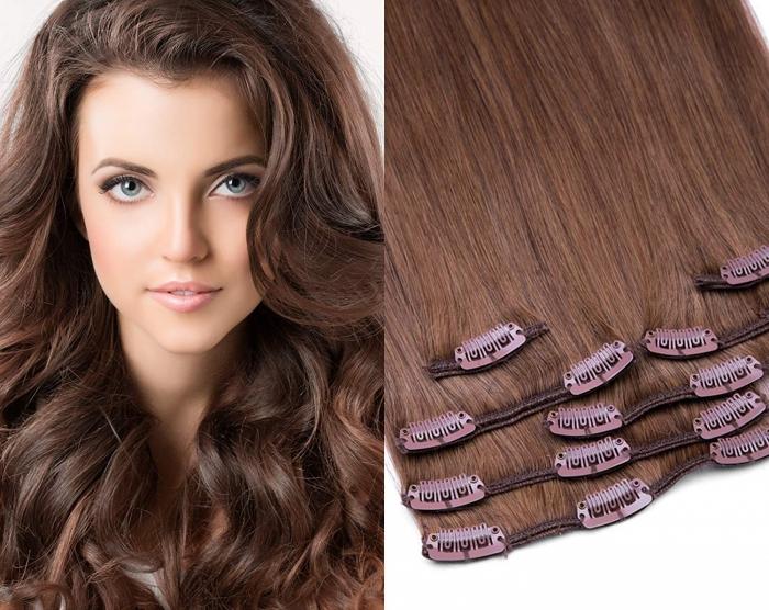 Dunkelblond färben haare braune Lange Haare