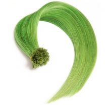 Bonding Keratin Extensions, 1g, #Green