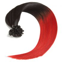 Bonding Keratin Extensions 0,5g #1b/red Ombre