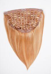 Halfwig Extensions #24/17 Blond - Dunkelashblond