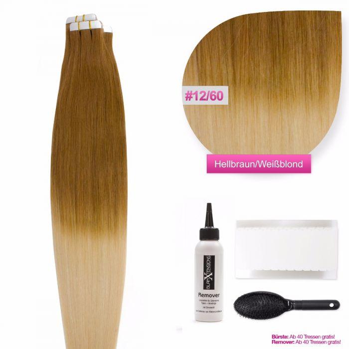 Haarverlangerung ombre