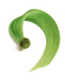 Bonding Keratin Extensions, 0,5g, #Green