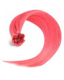 Bonding Keratin Extensions, 0,5g, #Pink