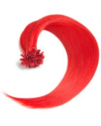 Bonding Keratin Extensions, 0,5g, #Red