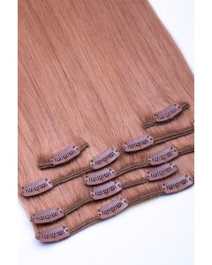 Clip In Extensions 7-teilig 100g #27 - Honigblond