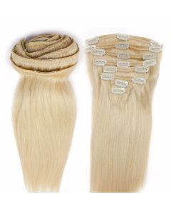 Clip in Extensions 150 Gramm 8-teilig 50cm