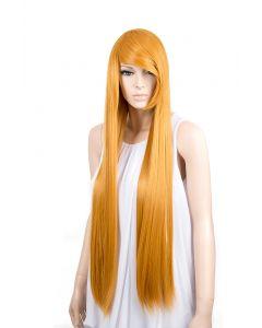 Cosplay Wig Perücke Kanekalon Orange