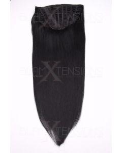 Half-wig Halbperücke Extensions 35cm