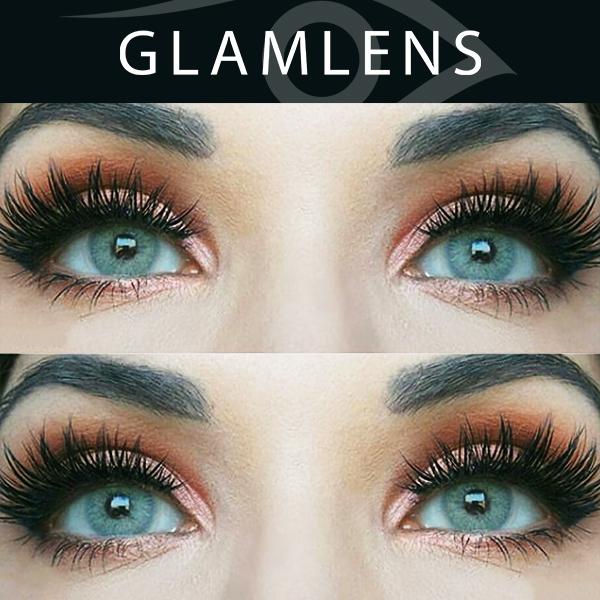 Promo Banner für Farbige GLAMLENS Kontaktlinsen